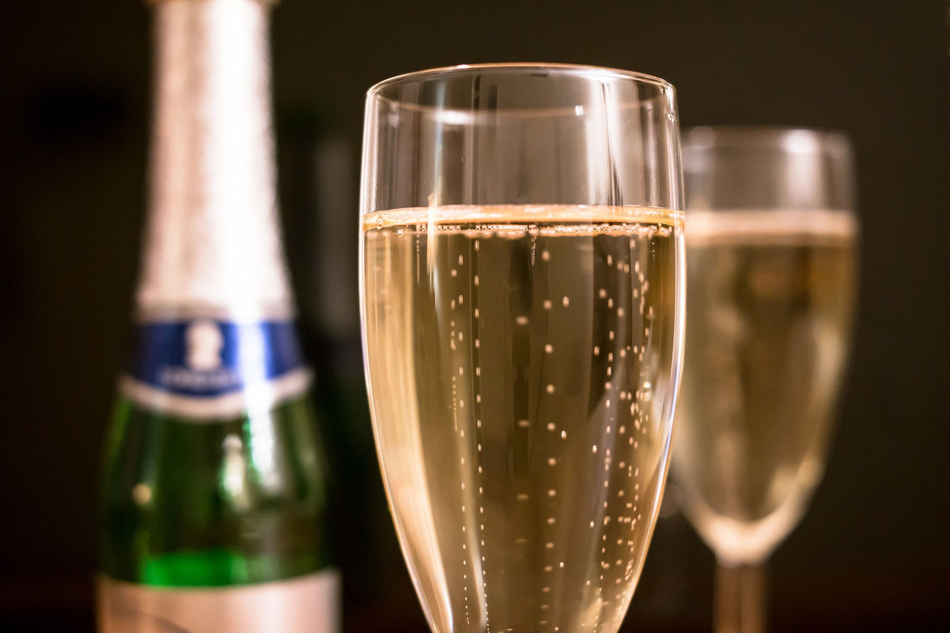 Champagne dans verre Easy Party